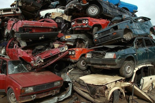 Выкуп машин на утилизацию