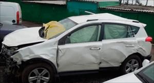 Скупка аварийных авто в Санкт-Петербурге